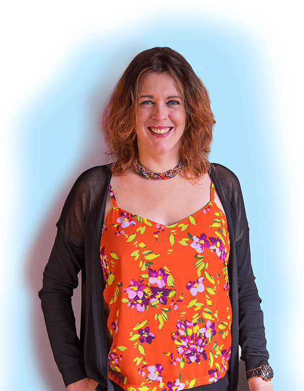 Hi! I'm Nicola Webster and I take care of the content writing for our creative marketing agency